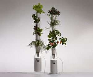 Windowfarm Vertical Garden