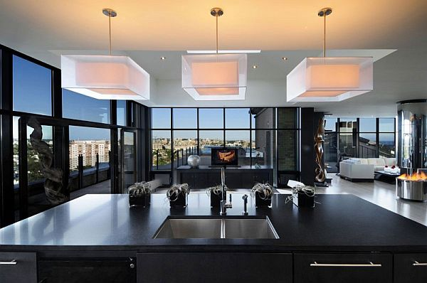 Penthouse With Beautiful Views By Smith Designs