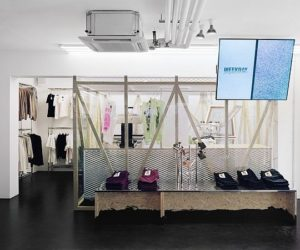 Weekday shop interior design from Berlin