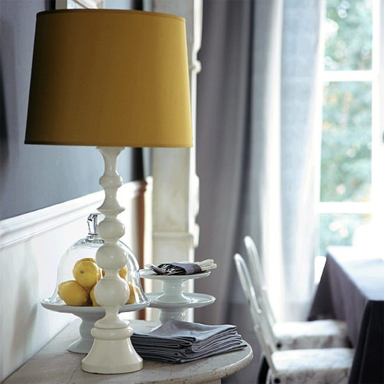 living room lamp shades. View in gallery 10 Yellow Lamp Shades For This Season