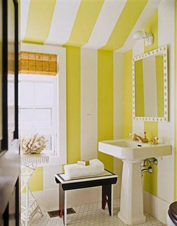 5 Tips For Using Stripes in Your Home.