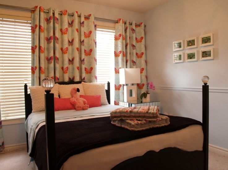 How to decorate a young woman\'s bedroom