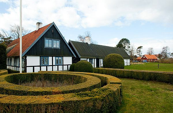 A beautiful old Falsterbo property