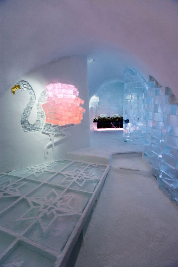 2012 39 s swedish ice hotel. Black Bedroom Furniture Sets. Home Design Ideas