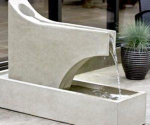 Precipice Fountain