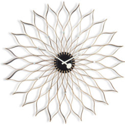 Nelson Sunflower Clock Home Design Ideas