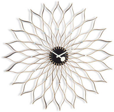 Nelson Sunflower Clock Pictures Gallery