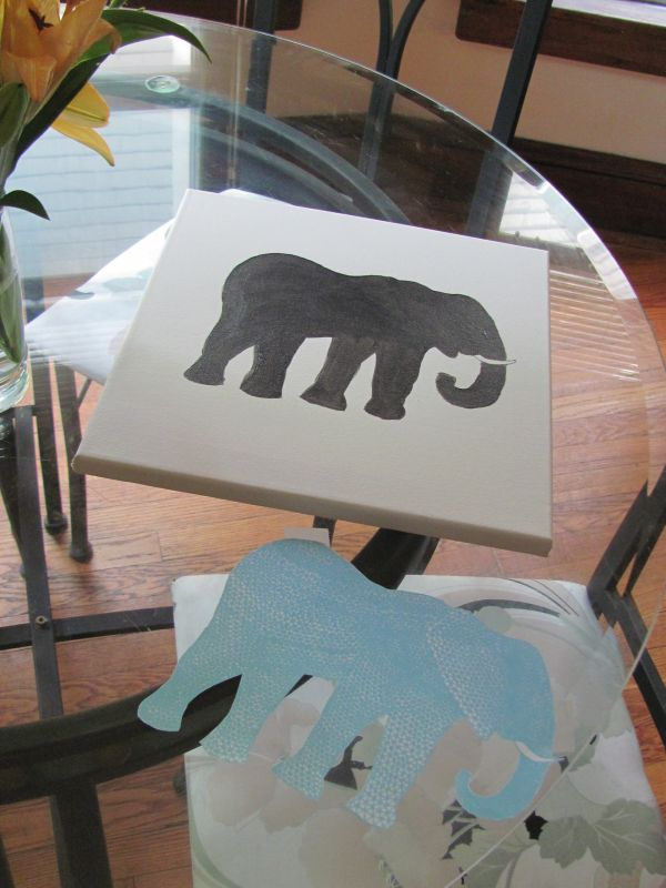 Brooke Leone Elephant