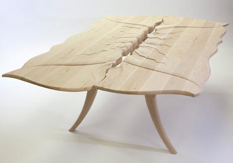 """Unique """"Tablescape No.1"""" by Brooke Davis"""