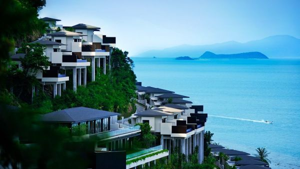 Beautiful The Luxurious Conrad Koh Samui Resort In Thailand Amazing Design