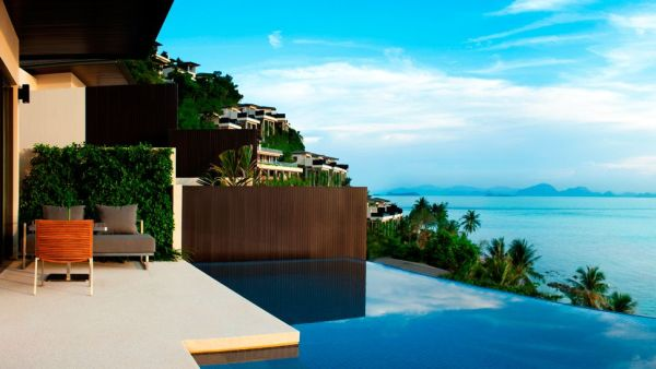 Conrad Koh Samui Resort in Thailand