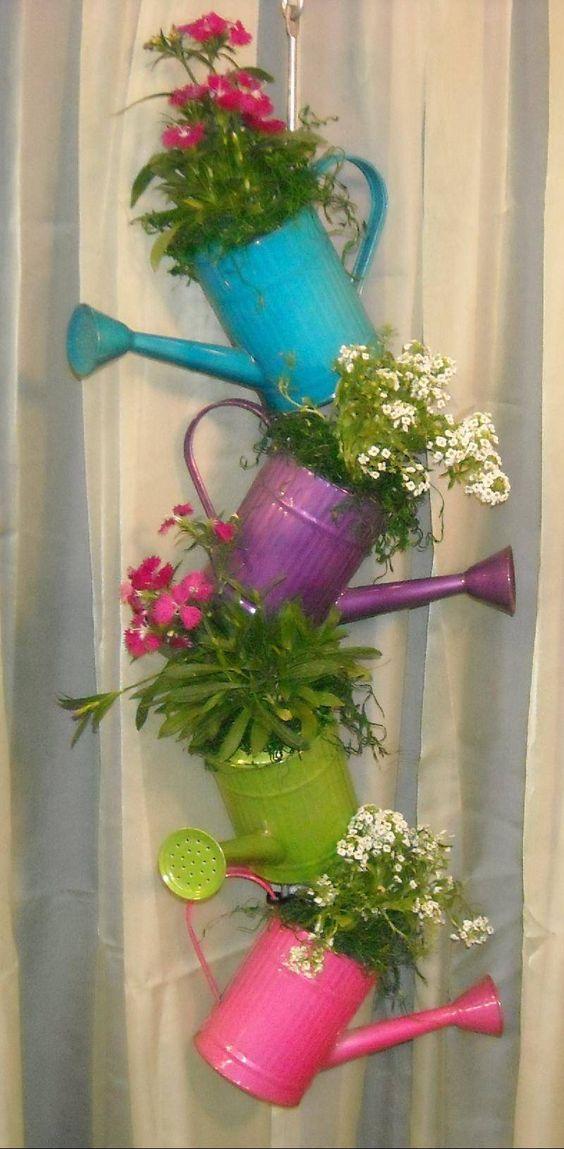 Flower vase recycle