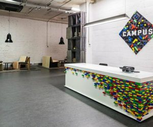 The new UK Google Campus interior design