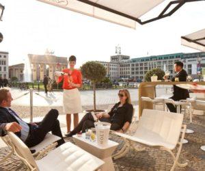 Elegant Hotel Adlon Kempinski in Berlin