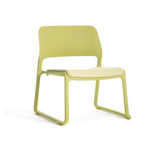 The Knoll ® Spark Lounge Chair