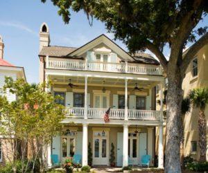 Fresh and elegant residence interior design