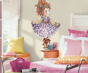 Wall Mural Inspiration & Ideas For Little Girls' Rooms