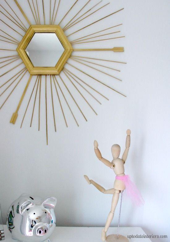 Star burst honey comb design