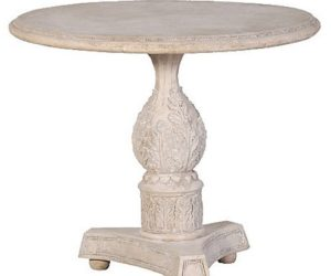 Acanthus Stone Roman Table