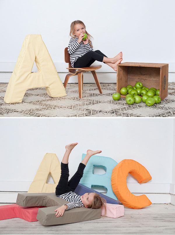 alphabet letter diy