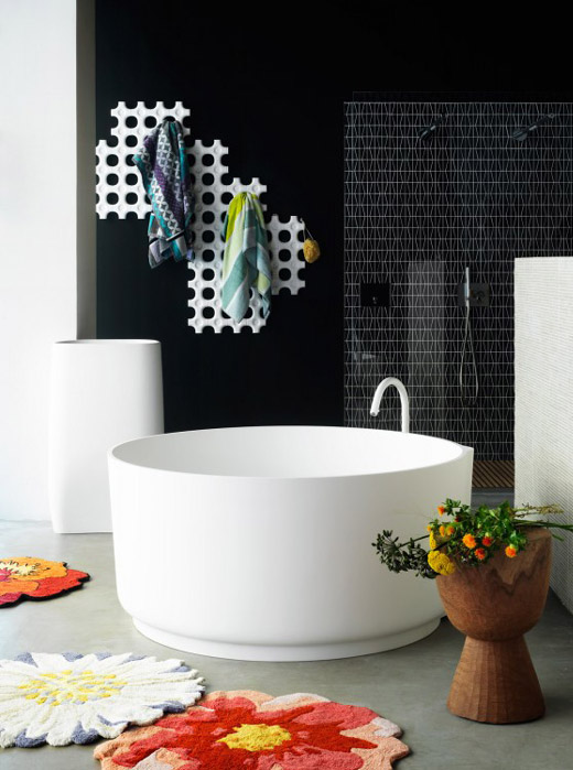 Captivating 3 Ways To Add Neon To Your Bathroom + Inspirational Photos! Amazing Design