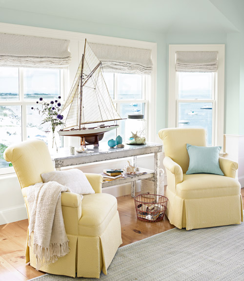 Colorful Beach Condo Makeover: How To Decorate A Beach House