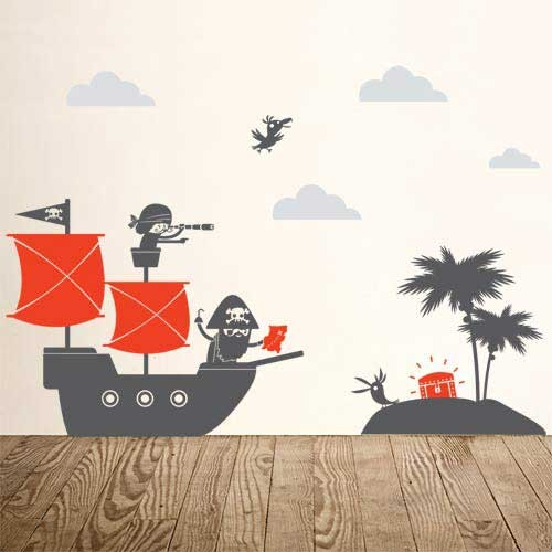 Wall Mural Inspiration Amp Ideas For Little Boys Rooms