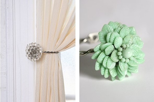 6 Ways to Use Brooches In Home Decor