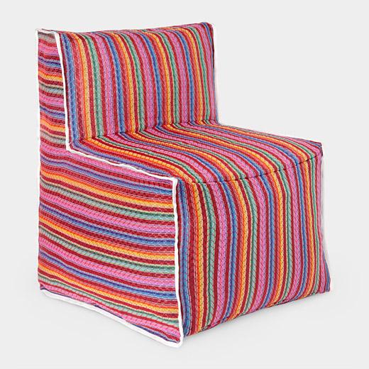 Colorful Foldable Chair By Andrés Lhima