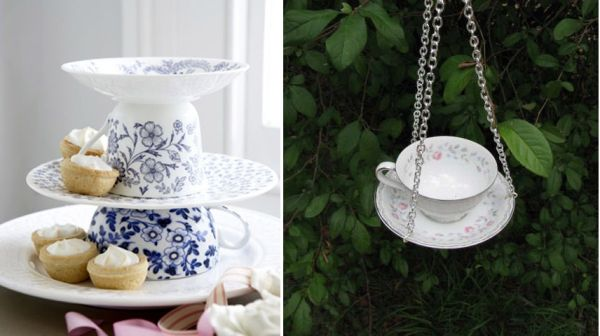 28 Decorative And Creative Ideas With Cups For Mother S Day