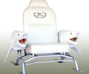 Shark Themed Furniture Nice Look
