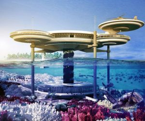 First hotel in Dubai with rooms 10m under surface of the sea