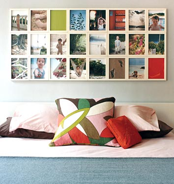25 Stylish ways of displaying your family photos  Homedit