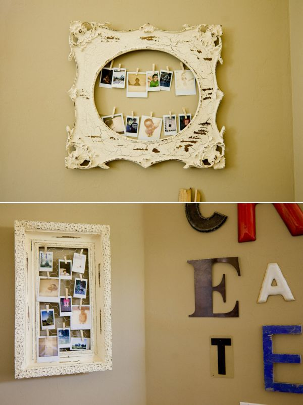 Alternative & Stylish Ways To Display Photos