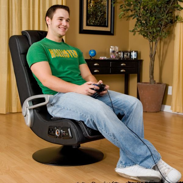 Sonic Chair Modern Relaxing Chair With 20 Inch Imac - Sonic-chair-modern-relaxing-chair-with-20-inch-imac
