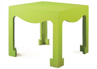 The Jacqui Tea/Side Table
