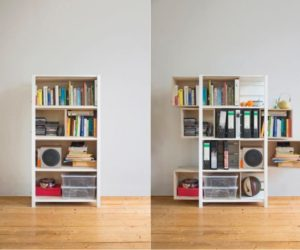 Morphing Cabinet