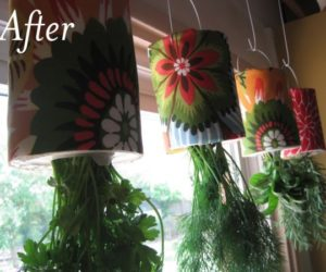 ... Cute And Practical Hanging Herb Gardens Every Home Needs