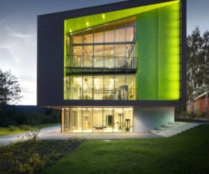 """Sustainable Sports """"Hotel"""" by m2r architecture"""