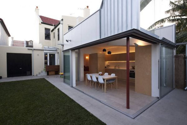 Open Terrace Garden Modern