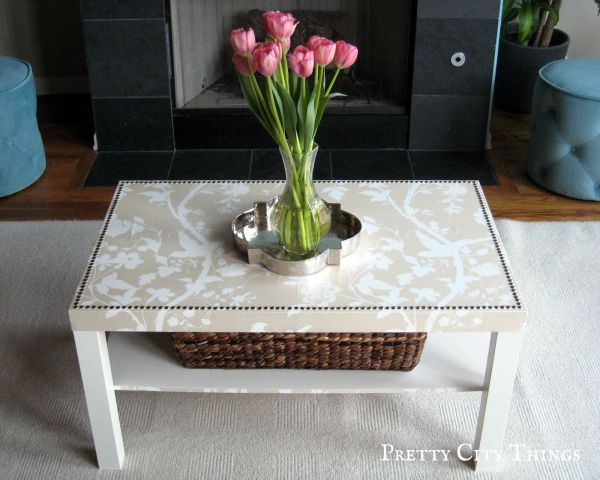 Charming Elegant DIY Coffee Table Ideas