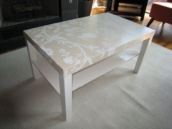 Elegant diy coffee table for Revamp coffee table
