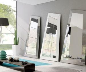 Geometric Shaped Mirrors