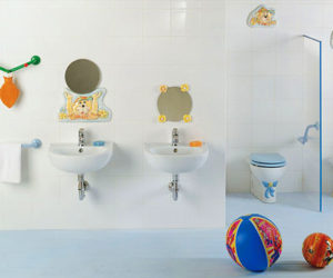 The Städel Museum Has An Underground Gallery Hidden Under The Garden ·  Playful Kids Bathroom Decoration Ideas
