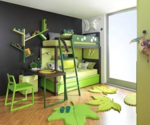 ... Saving Space And Playful Bunk Beds