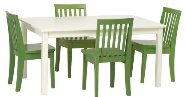 View In Gallery Carolina Large Table 4 Chairs Set