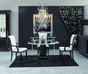 Expensive Cabriella Piato Crystal Table