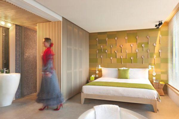 The signature suites from hotel madera for Habitaciones minimalistas