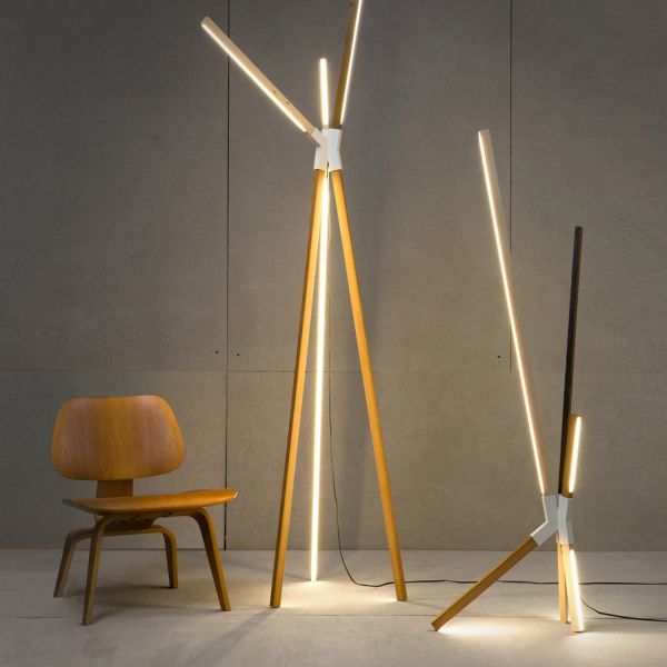 Innoivative Lighting Fixture Stickbulb By Rux Design