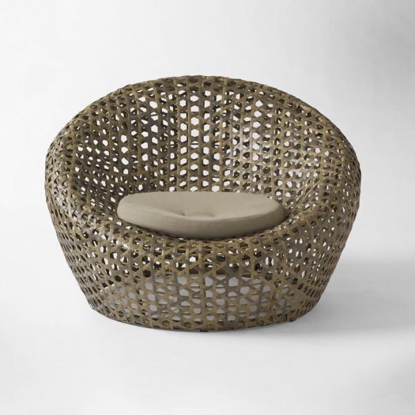 Charming Lovely Nest Chair For Your Patio Area Idea